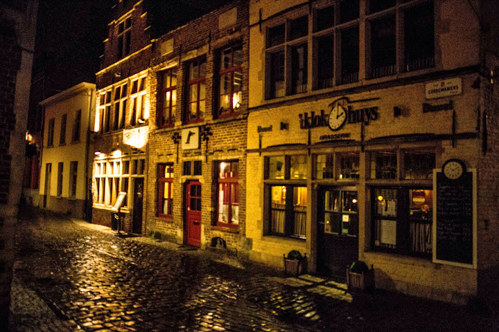Ghent by night 3