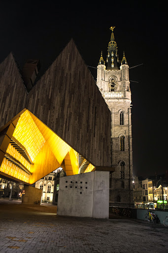 Ghent by night 5