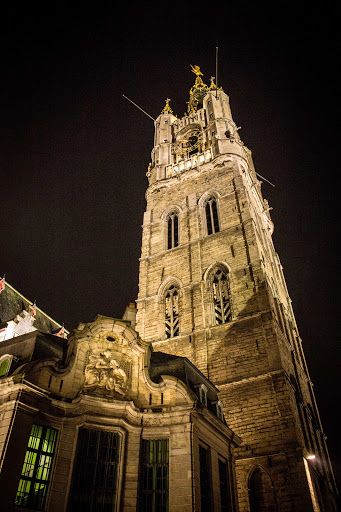 Ghent by night 7