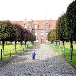 Sint-Elisabethbegijnhof van Sint-Amandsberg